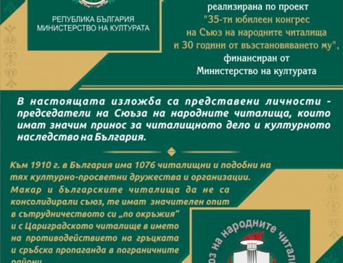 """Изложба под надслов """"ДНИ НА РОДОЛЮБИЕТО"""""""